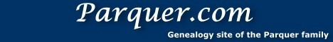 Parquer Genealogy Logo